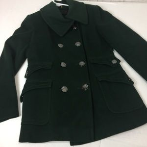 Elie TAHARI | double breasted peacoat Size 6